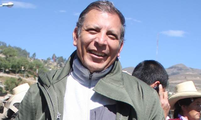 Diálogo en Hualgayoc para atención de problemática ambiental
