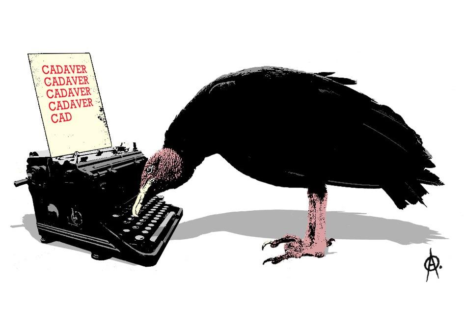 Para que la libertad de prensa (4): El exito de colgarse de Ciro