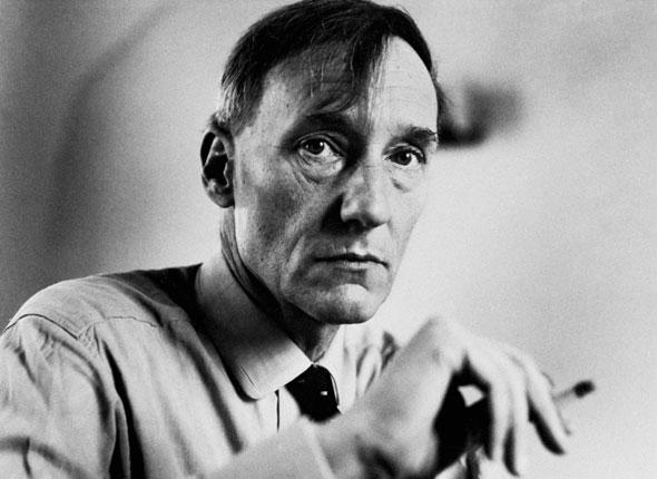 De lo terrible como camino a lo sublime: William S. Burroughs