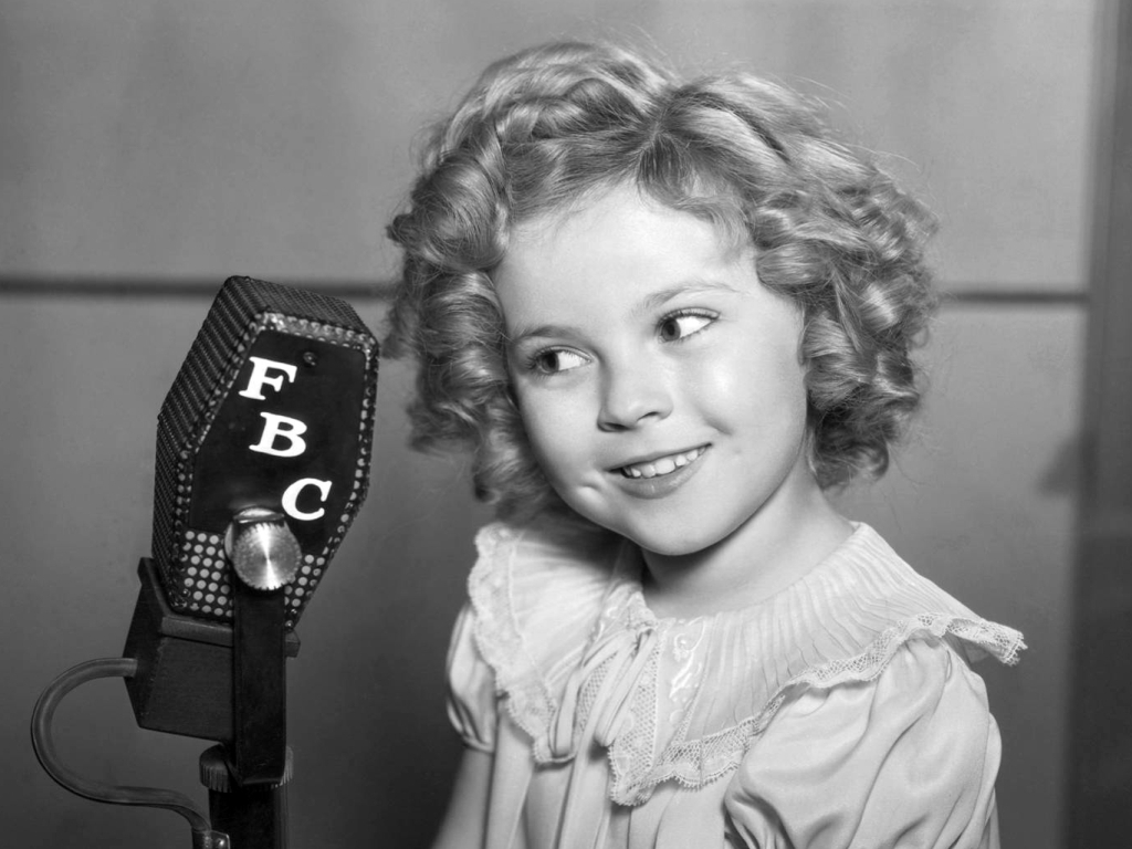 Murió Shirley Temple, la 'niña prodigio' de Hollywood