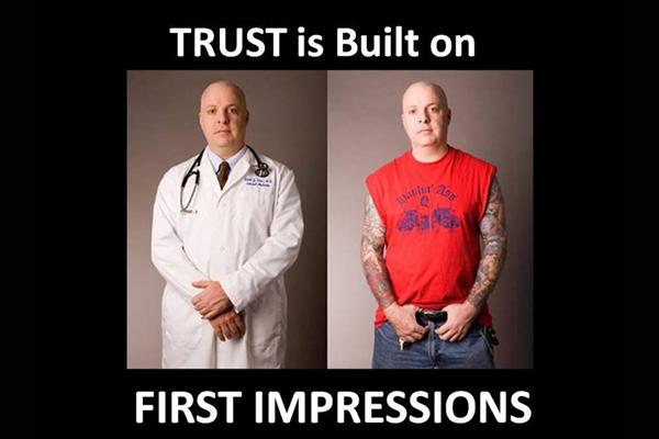 Noticia la primera impresi n es muy dif cil de borrar Primera impresion