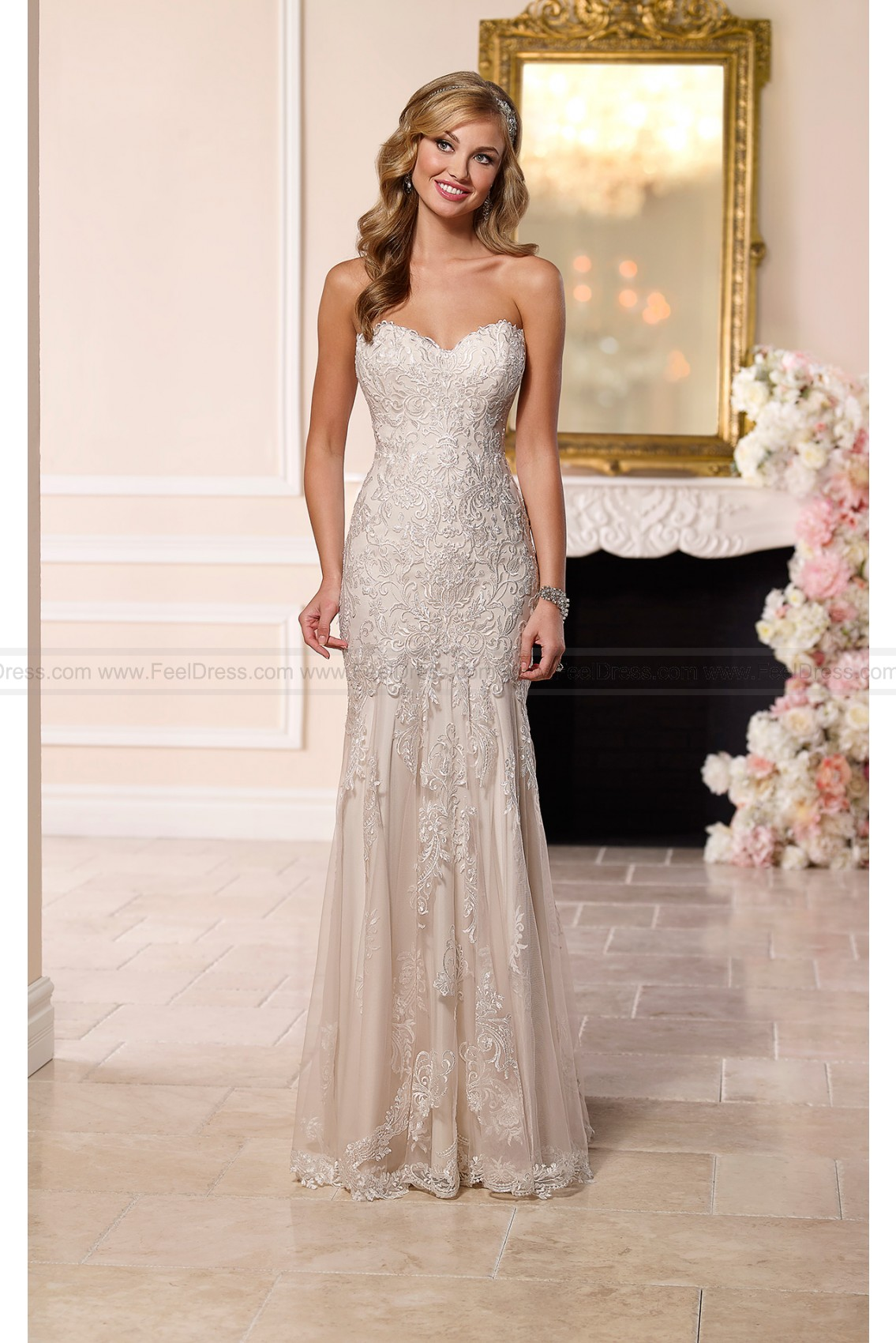 Noticia: Cheap Stella York Wedding Dress Style 6229