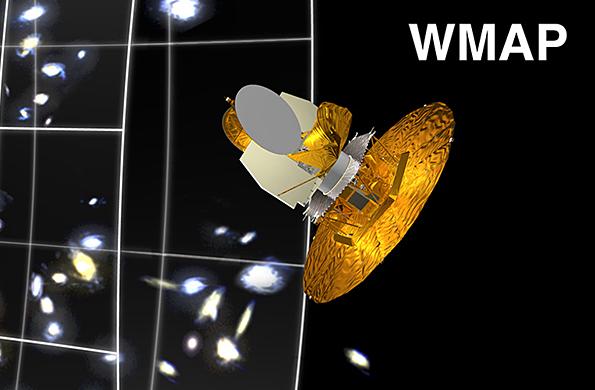 Resultado de imagen de Los estudios del WMAP