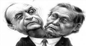 Los verdaderos robos de Fujimori