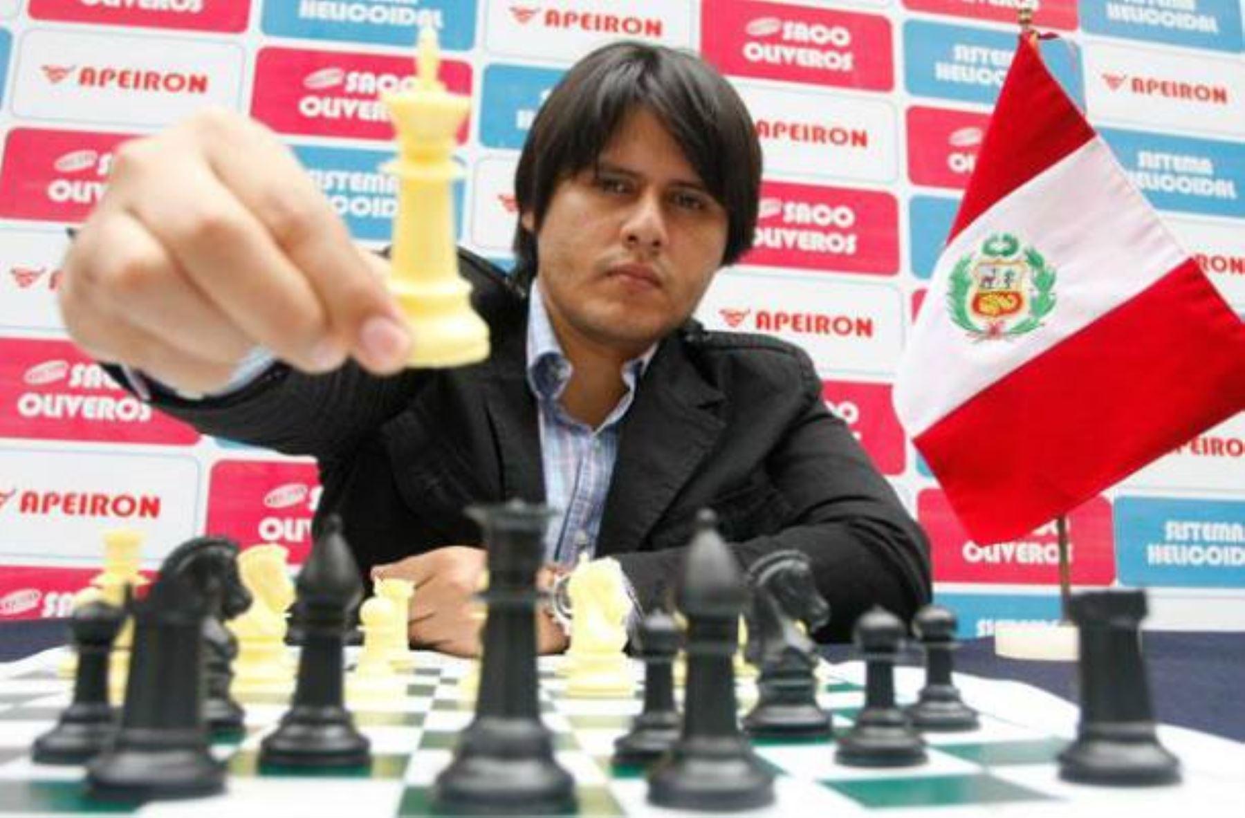 Resultado de imagen para emilio cordoba ajedrez