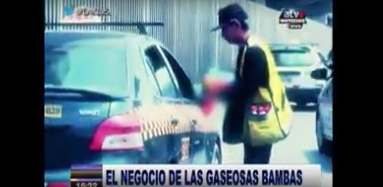 ¿Estabas de sed? Ten cuidado con estas gaseosas adulteradas [VIDEO]