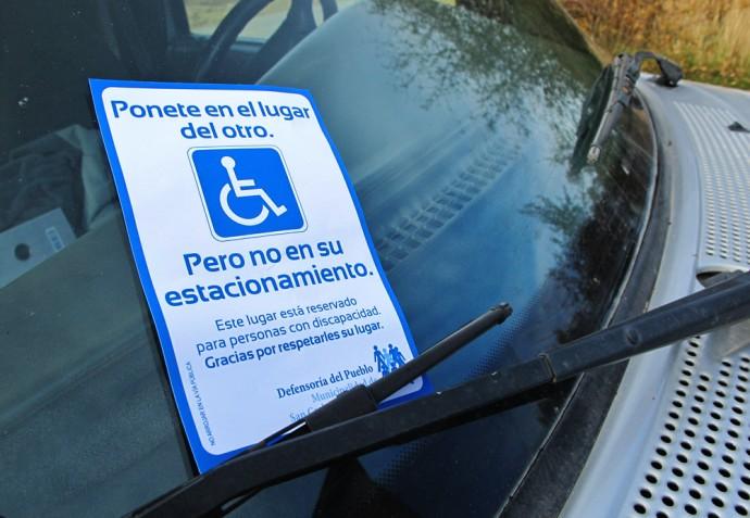 Post: 3 videos para dejar de usar mal el estacionamiento reservado ...
