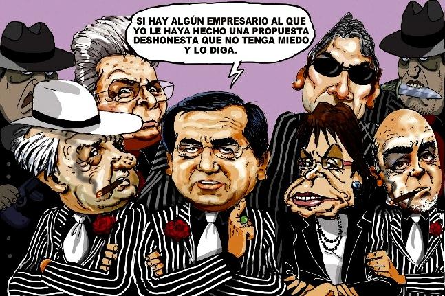 El circo parlamentario (6): En la candidatura compañeros
