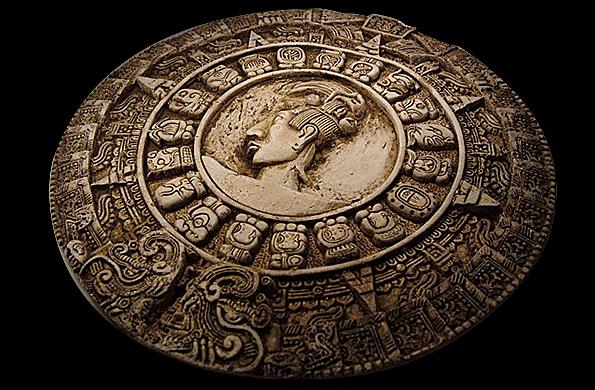 Calendario Solar Maya.Post Como Funciona El Verdadero Calendario Maya