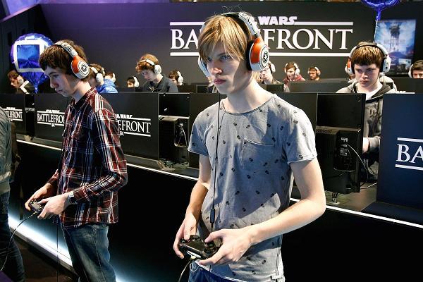 Impacto de los videojuegos en adolescentes