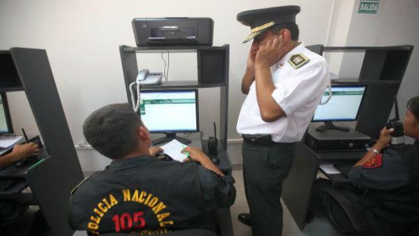 Noticia modernizar n sistema de comunicaci n para la polic a for Logo del ministerio del interior peru