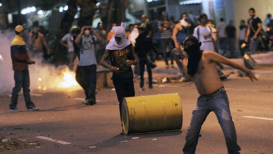Resultado de imagen para violencia en venezuela