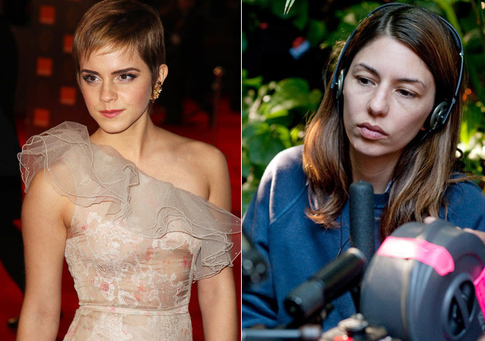 "Sofía Coppola contará con Emma Watson para su nuevo film ""The Bling Ring"""