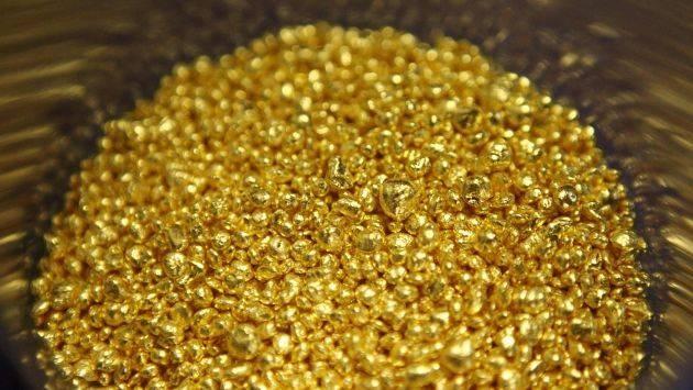 Tendencia A La Baja Del Precio Oro
