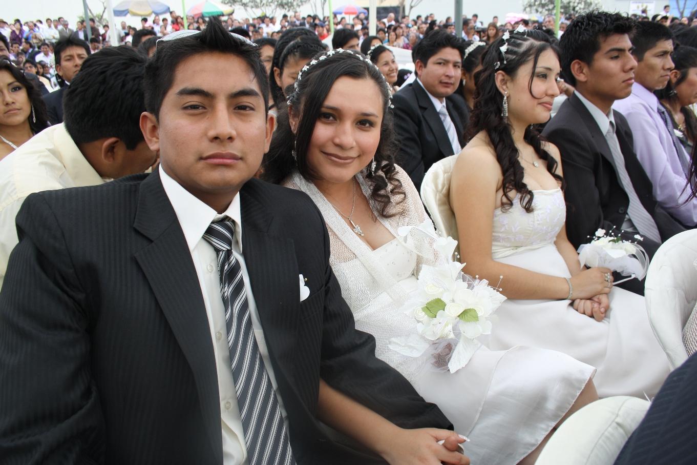 Matrimonio Simbolico En Peru : Post sanvalentín así están las cifras del matrimonio en