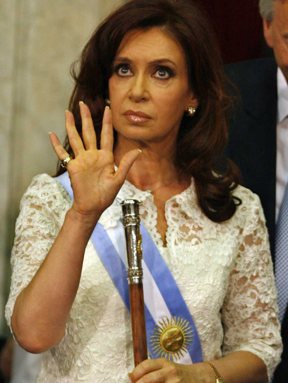 Presidenta argentina denuncia haber recibido amenazas de terroristas del Estado Islámico