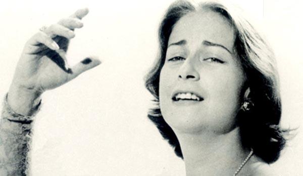 """""""Chabuca Granda"""" :Un día como hoy, 8 de marzo, murió la cantautora y folclorista peruana"""