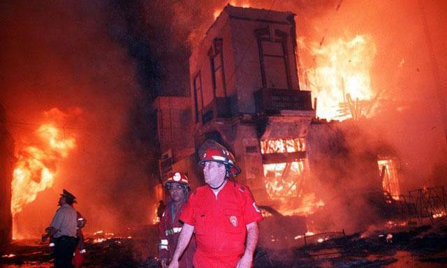 noticia mesa redonda el incendio que dura 13 a os