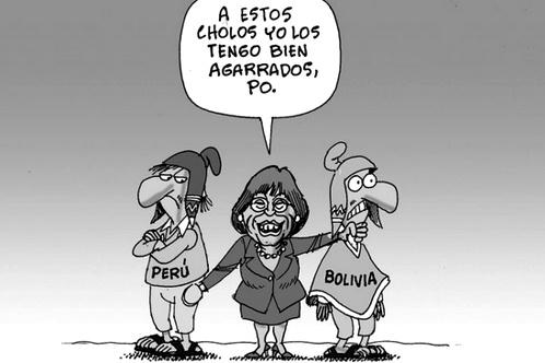 El circo parlamentario (14): Quien es el Parlamento Andino