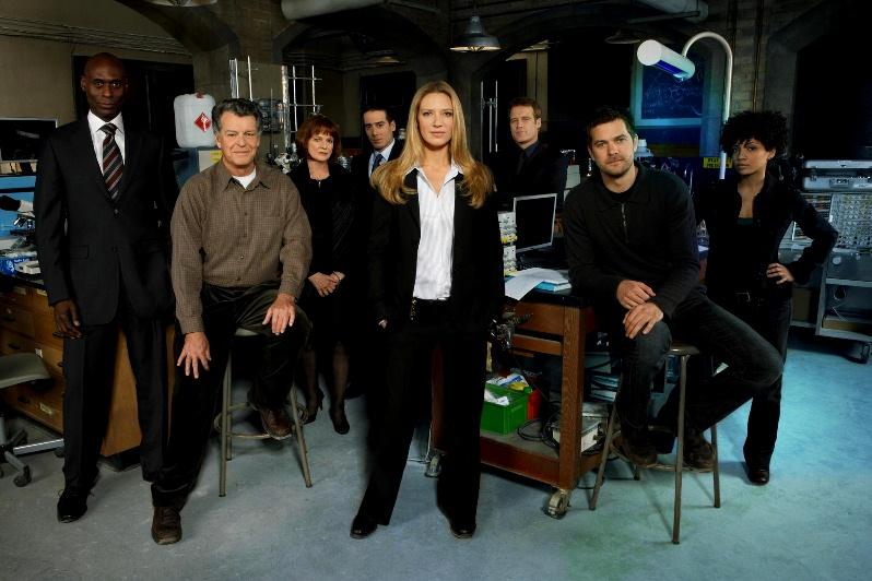 Mildemonios prendio la television (13): Fringe