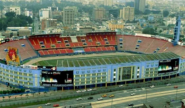 Noticia el estadio nacional de lima cumple 60 a os for Puerta 27 estadio nacional