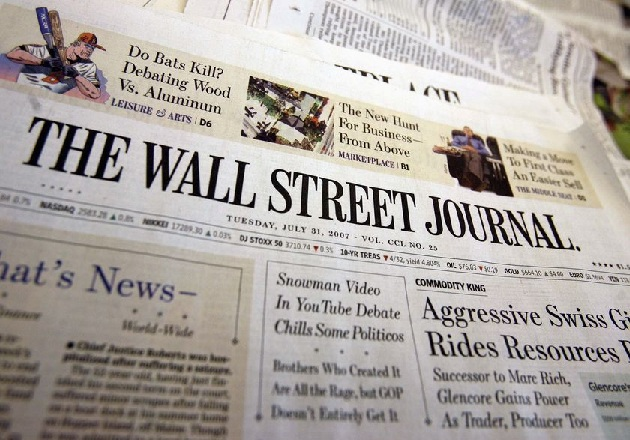 EEUU investiga a The Wall Street Journal por supuestos sobornos en China