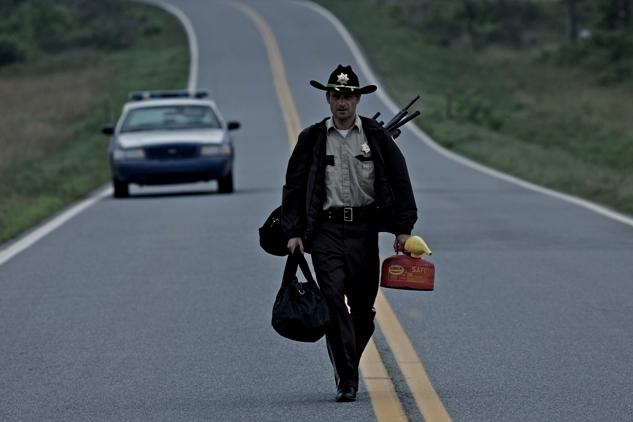 Mildemonios prendio la televisión (10): The Walking Dead