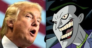 Mark Hamill le pone la voz del Joker a Donald Trump [VIDEO]