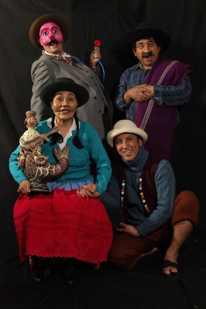 """""""Sirenas y pesebres"""" en el Teatro Auditorio Ricardo Palma. - La Mula"""