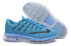 Cheap Air Max 2016 Mens Black Blue,www.airmaxpremiums.com