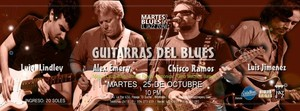 GUITARRAS DEL BLUES// JAZZ ZONE