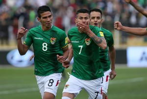 Bolivia le gana 1-0 a Chile [VIDEO]
