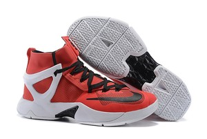 Cheap Lebron 13 Red White Black,www.wholesalelebron.com
