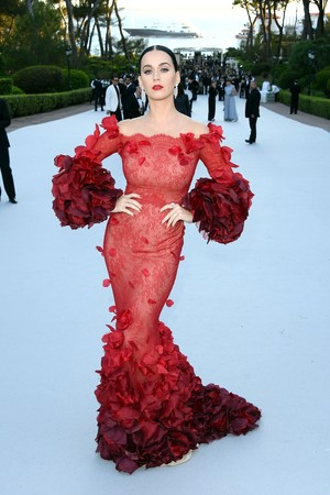 Cannes Film Festival Best Fashion at amfAR Cinema Against Aids Gala: Katy Perry