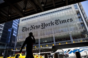 The New York Times gana tres premios Pulitzer