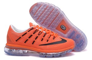 Cheap Air Max 2016 Mens Orange Black Grey,www.cheapmax2016.org
