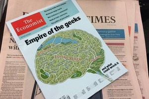 Después de la venta del diario Financial Times, ¿sigue la revista The Economist?