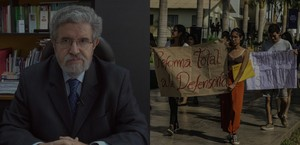 Rector de la PUCP se pronuncia tras protestas contra Defensor Universitario