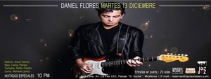 Daniel Flores Band en el Jazz Zone