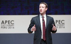 EN VIVO: Mark Zuckerberg abrió la jornada central de la Cumbre APEC en Lima [VIDEO]