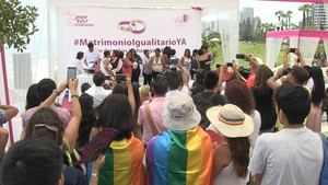 Si el amor no discrimina, Matrimonio Igualitario YA [VIDEO]