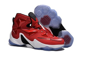 Cheap Nike Lebron 13 Red Black White,www.newlebron13.com