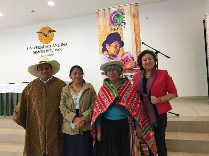 Resultado de imagen para encuentro sobre justicia indigena