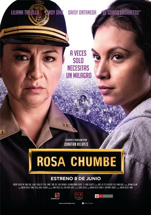 """Rosa Chumbe"" regresa a las salas del Perú [Video]"