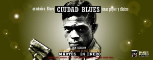 Ciudad Blues & Jam Session