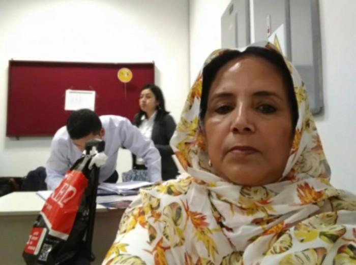 Resultado de imagen de Jadiyetu el Mohtar Sidahmed