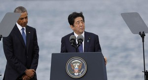 "Shinzo Abe expresa ""condolencias"" por ataque a Pearl Harbor en 1941 [VIDEO]"