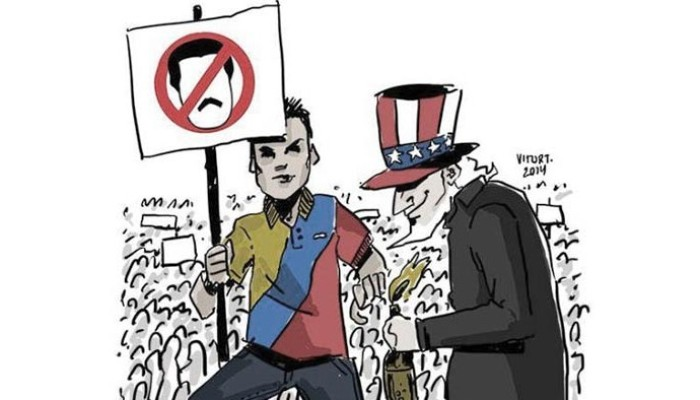 Resultado de imagen para contrarrevolución cartoons