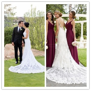 Beautiful Wedding Dresses For Outdoor Lawn Wedding
