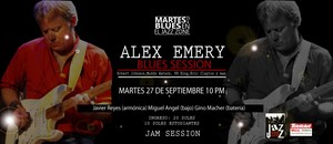 Alex Emery & Blues Session